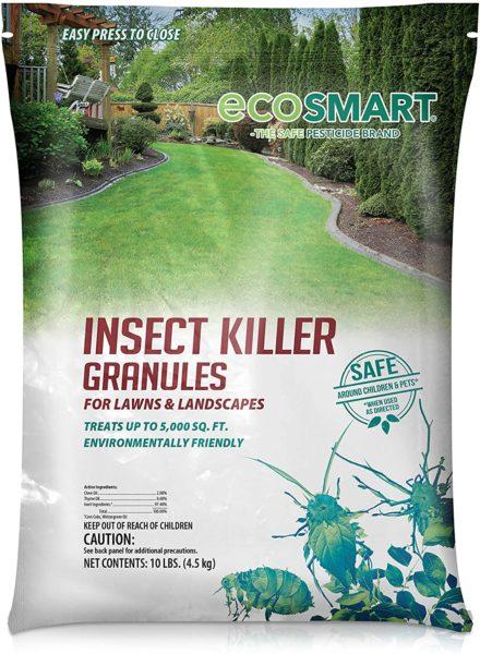 ecosmart grub and insect killer organic